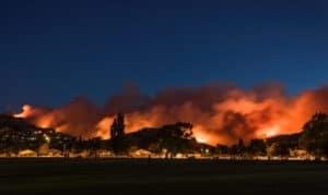Stuff.co.nz Port Hills fires