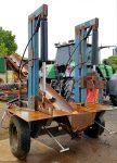 Pump Driller Hydraulic Boring Equipment