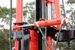 Attachment drill mast ABL