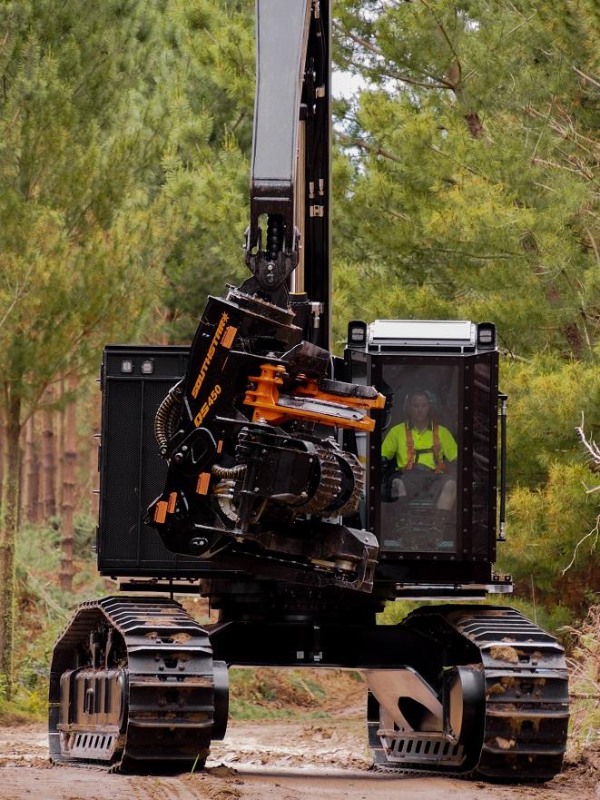 Alamy Crane Lifting Logs High Resolution Stock